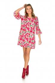 Essentiel Antwerp |  Dress Pink | pink  | Picture 3