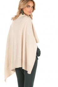 Knit-ted | Poncho Tara | naturel  | Afbeelding 5