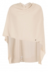 Knit-ted | Poncho Tara | naturel  | Afbeelding 1