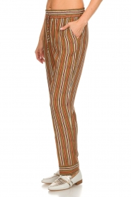 Knit-ted |  Striped trousers Goia | multi  | Picture 4