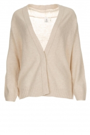 Knit-ted |  Cardigan Emma | natural