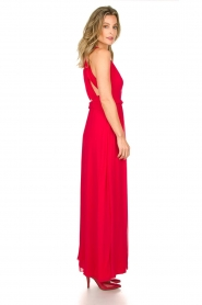 Patrizia Pepe | Dress Juliette | red  | Picture 4