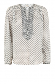Top Russell | blauw