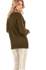Sweater marien | green