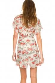Patrizia Pepe |  Floral dress Chiara | white  | Picture 6