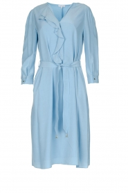 Patrizia Pepe | Dress Arianna | blue  | Picture 1