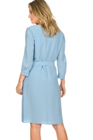 Patrizia Pepe | Dress Arianna | blue  | Picture 7