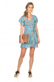 Patrizia Pepe | Dress Bella | blue  | Picture 3