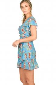 Patrizia Pepe | Dress Bella | blue  | Picture 5