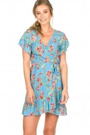 Patrizia Pepe | Dress Bella | blue  | Picture 2