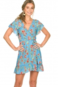 Patrizia Pepe | Dress Bella | blue  | Picture 4