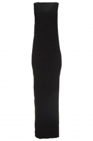 Patrizia Pepe |  Maxi dress Cristina | black  | Picture 1