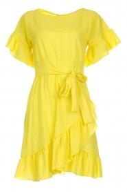 Patrizia Pepe | Dress Camilla | yellow  | Picture 1