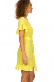 Patrizia Pepe | Dress Camilla | yellow  | Picture 4