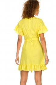 Patrizia Pepe | Dress Camilla | yellow  | Picture 5