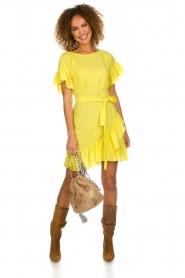 Patrizia Pepe | Dress Camilla | yellow  | Picture 3