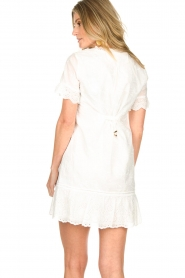 Patrizia Pepe | Dress Natalia | white  | Picture 6