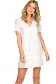 Patrizia Pepe | Dress Natalia | white  | Picture 2
