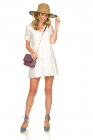 Patrizia Pepe | Dress Natalia | white  | Picture 3
