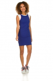 Patrizia Pepe | Dress Marina | blue  | Picture 3