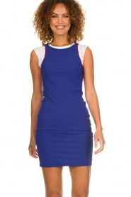 Patrizia Pepe | Dress Marina | blue  | Picture 4
