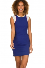 Patrizia Pepe | Dress Marina | blue  | Picture 2