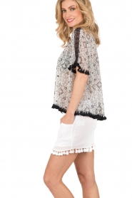 Hunkydory | Shorts Rialto | wit  | Afbeelding 2