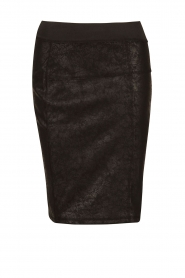 Aaiko |  Pencil skirt Brynn | black  | Picture 1