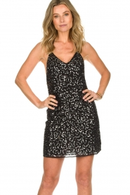 Patrizia Pepe | Dress Angelique | black  | Picture 2