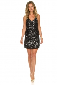 Patrizia Pepe | Dress Angelique | black  | Picture 3