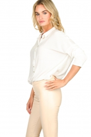 Patrizia Pepe | Blouse Lucia | white  | Picture 4