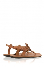 Laidback London |  Leather sandals Ezra | multi  | Picture 5