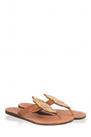 Laidback London |  Leather sandals Baha | multi  | Picture 4