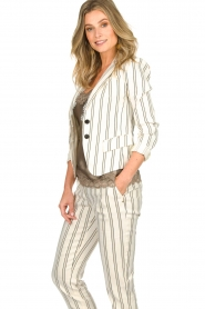 Patrizia Pepe | Blazer Angelina | natural  | Picture 4