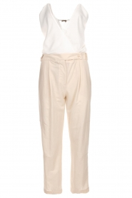 Patrizia Pepe | Jumpsuit Leonora | natural  | Picture 1