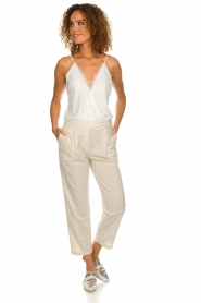 Patrizia Pepe | Jumpsuit Leonora | natural  | Picture 2