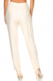 Patrizia Pepe | Trousers Evelina | natural  | Picture 5