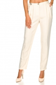 Patrizia Pepe | Trousers Evelina | natural  | Picture 2