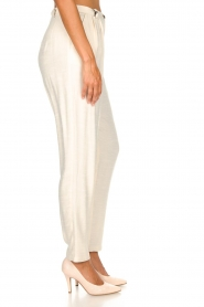 Patrizia Pepe | Trousers Evelina | natural  | Picture 4