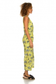 Patrizia Pepe |  Printed jumpsuit Donna | yellow  | Picture 3