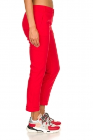 Patrizia Pepe | Pants Angelina | red  | Picture 4