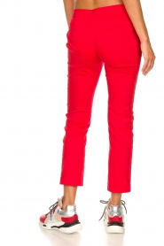 Patrizia Pepe | Pants Angelina | red  | Picture 5