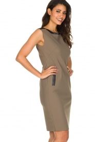 D-ETOILES CASIOPE | Stretchjurk Nadeche | taupe  | Afbeelding 4