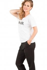 Amatør | T-shirt Amator | wit   | Afbeelding 4