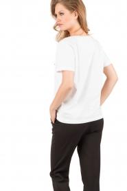 Amatør | T-shirt Amator | wit   | Afbeelding 5