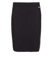 D-ETOILES CASIOPE |  Stretch skirt Noble | black  | Picture 1