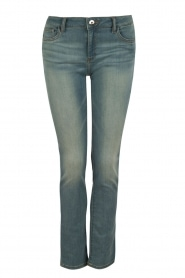 Skinny jeans Florence lengtemaat 30 | blauw