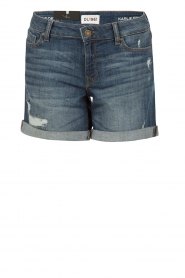 Denim short Karlie | blauw