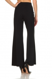 D-ETOILES CASIOPE |  Wrinkle free flare trousers Regarder | black  | Picture 5