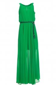 Kocca |  Maxi dress Liberta | green  | Picture 1